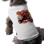 Kiddie Chopper Grunge Pet Tshirt