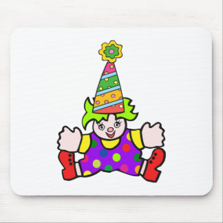 Kiddie Clown Mouse Pad