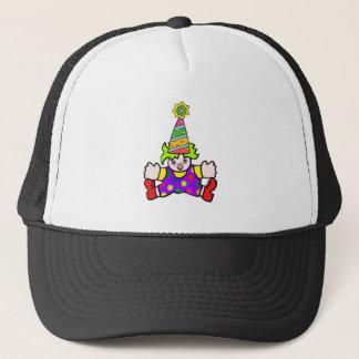 Kiddie Clown Trucker Hat
