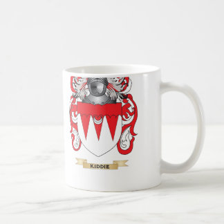 Kiddie Coat of Arms (Family Crest) Classic White Coffee Mug