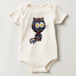 Kiddie Kat Baby Bodysuits
