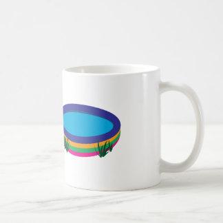 Kiddie Pool Classic White Coffee Mug