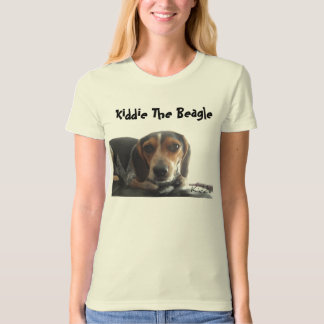 Kiddie The Beagle T-Shirt