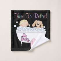 Kiddie  - Wash Cloth