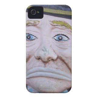 Kiddieland Sad Clown Case-Mate iPhone 4 Case