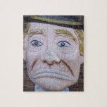 Kiddieland Sad Clown Jigsaw Puzzle