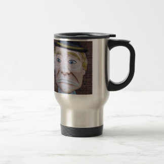 Kiddieland Sad Clown Mug