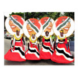 Kiddies Carnival, Trinidad and Tobago Postcard
