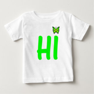 Kiddies vibrant tshirt