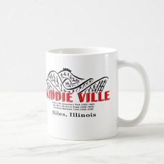 Kiddieville Amusement Park, Niles, Illinois Mug