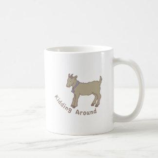 Kidding Around Coffee Mugs