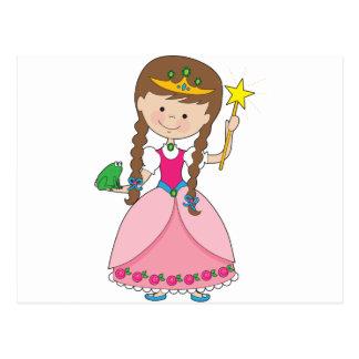 Kiddle Princess Postcard