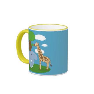 Kiddy Safari Mug