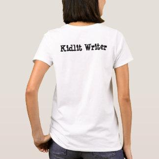 Kidlit Writer CBWLA Shirt