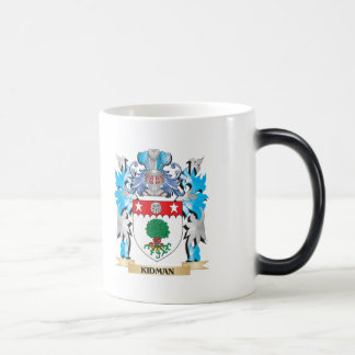 Kidman Coat of Arms - Family Crest Mugs