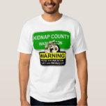 KIDNAP COUNTY T SHIRT