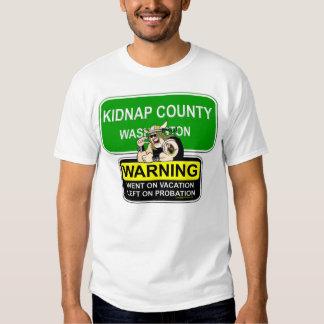 KIDNAP COUNTY TEE SHIRT