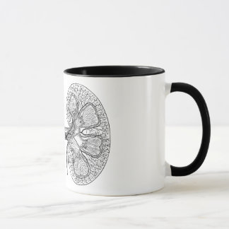 KIDNEY 2 DRAWING MUG