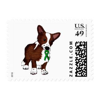 Kidney awareness stamps