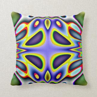 Kidney Bean Abstract American MoJo Pillow