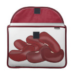 Kidney Beans Bean Lover Vegetarian Vegan Macbook Sleeve For MacBook Pro