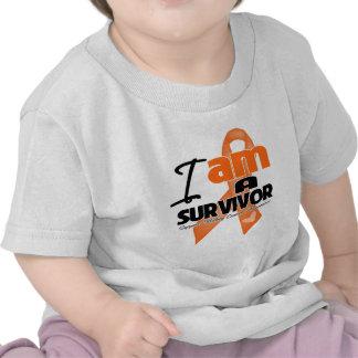 Kidney Cancer 2 -  I am a Survivor Tshirt