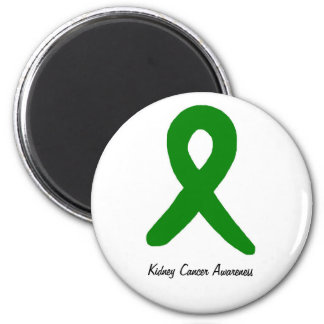 Kidney Cancer Awareness 2 Inch Round Magnet