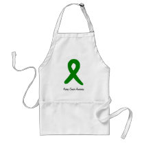 Kidney Cancer Awareness Adult Apron