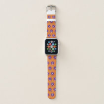 Kidney Cancer Awareness Apple Watch Band