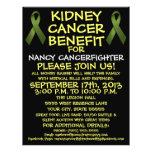 Kidney Cancer Benefit Flyer