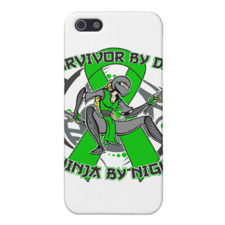 Kidney Cancer By Day Ninja By Night Case For iPhone 5