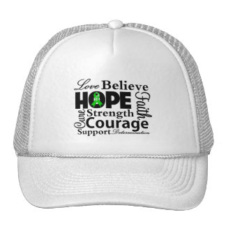 Kidney  Cancer Collage of Hope Trucker Hat