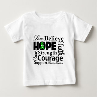Kidney  Cancer Collage of Hope Tshirt