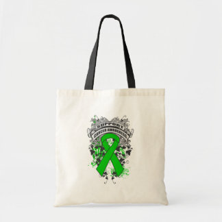 Kidney Cancer - Cool Support Awareness Slogan Bags
