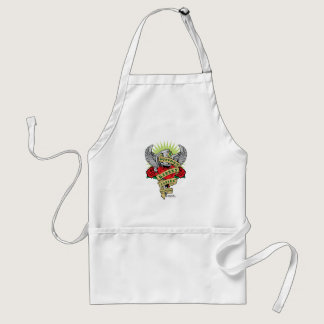 Kidney Cancer Dagger Adult Apron