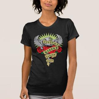 Kidney Cancer Dagger T-Shirt