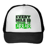 Kidney Cancer Every Mile is Worth It Trucker Hat