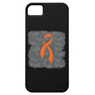 Kidney Cancer Fight Defy Win iPhone 5 Cases