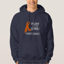 Kidney Cancer: Fight for the Cure! Hoodie
