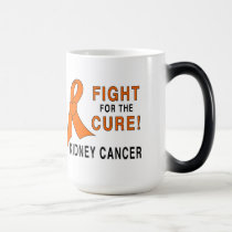 Kidney Cancer: Fight for the Cure! Magic Mug