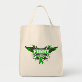 Kidney Cancer Fight Like a Girl Wings.png Bag