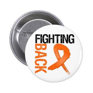 Kidney Cancer Fighting Back 2 Inch Round Button