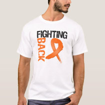 Kidney Cancer Fighting Back T-Shirt