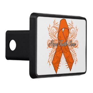 Kidney Cancer Flourish Hope Faith Cure Hitch Cover
