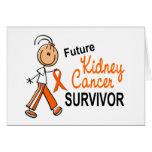 Kidney Cancer Future Survivor SFT Card