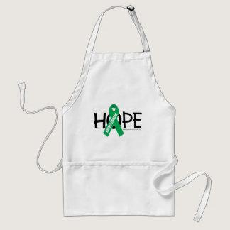 Kidney Cancer Hope Adult Apron