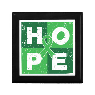 Kidney Cancer HOPE Cube Gift Boxes