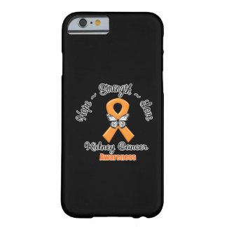 Kidney Cancer Hope Strength Love v2 iPhone 6 Case