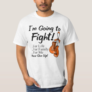 Kidney Cancer I am Going To Fight Tshirt