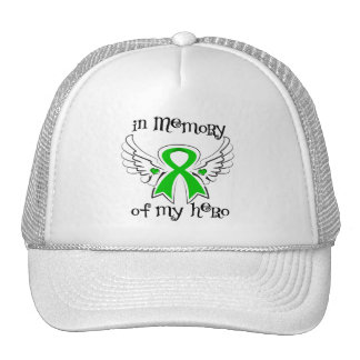 Kidney Cancer In Memory of My Hero Trucker Hat